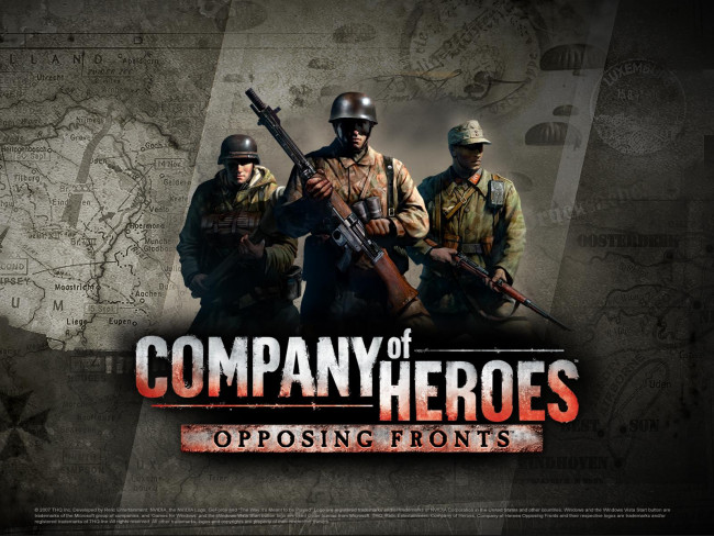 Трейнеры для Grand Theft Auto 5. Сохранение для Company of Heroes: Opposing